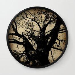 The imaginary tree Wall Clock