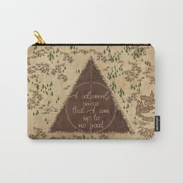 Marauder's Map - I Solemnly Swear Carry-All Pouch