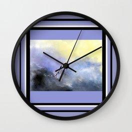 wolkentanz Wall Clock