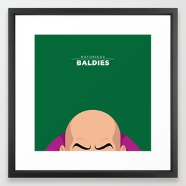 Lex Luthor Framed Art Print