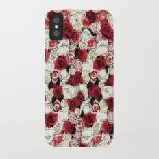 Bed Of Roses Slim Case iPhone X