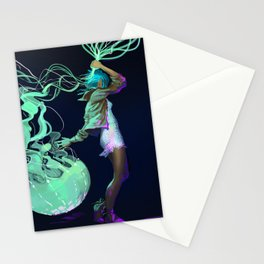 In Deep Stationery Cards