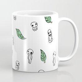 Kodama Pattern Coffee Mug