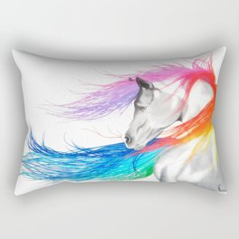 Graceful Rectangular Pillow