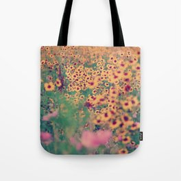 Mellow Meadow Tote Bag