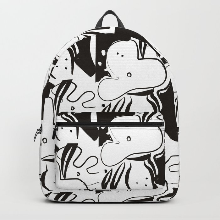 Flower Vase Backpack