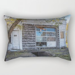 Old Grocery Store, Huff, North Dakota 2 Rectangular Pillow