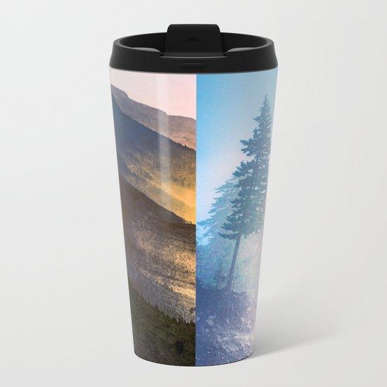 Wildfire Metal Travel Mug