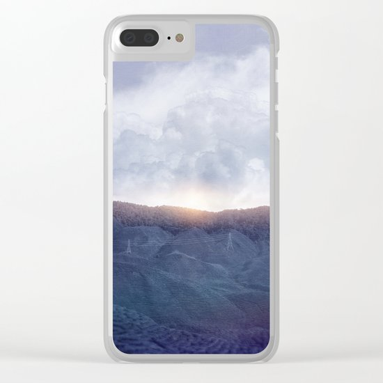 Sunrise I Clear iPhone Case
