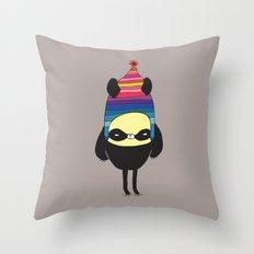 Jukumari Throw Pillow