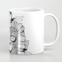 '恐怖核心與小鳥 Scarecore and Bird' Cover Illustration 2 Coffee Mug