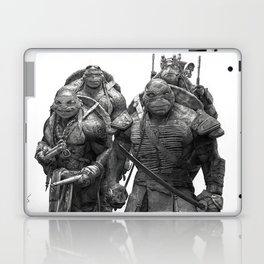 Green Teenage Heroes Laptop & iPad Skin