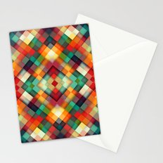 Time Between Stationery Cards
