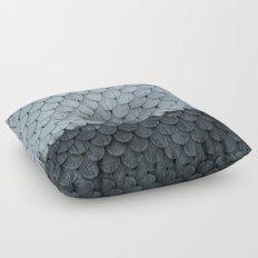 SHELTER / slate Floor Pillow