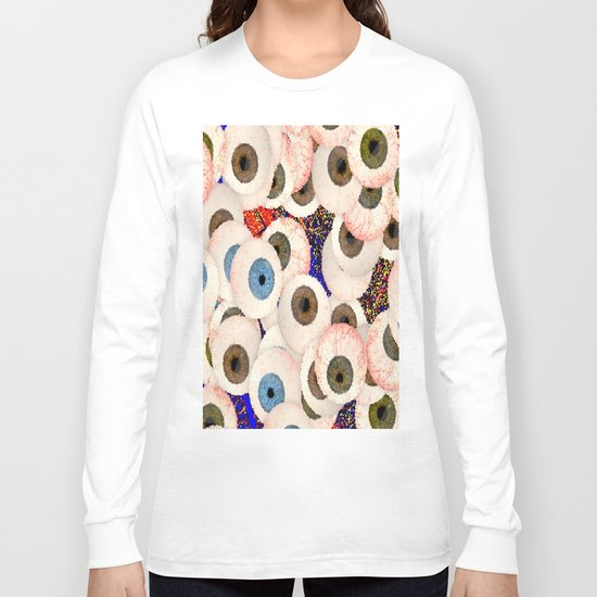 YEUX Long Sleeve T-shirt