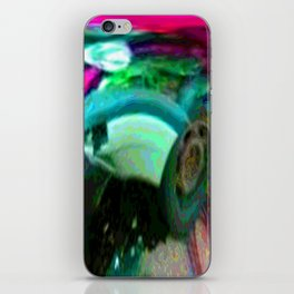 After the crash ... iPhone Skin