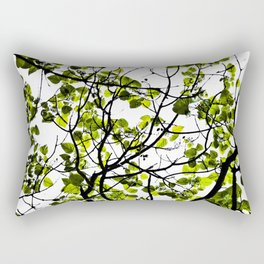 LITTLE GREEN Rectangular Pillow