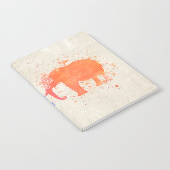 love elephants Notebook