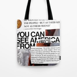 A Circular Economy Tote Bag