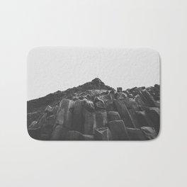 Reynisdrangar Rocks Bath Mat