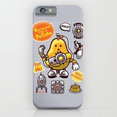 Mrs. Potato GLADos iPhone 6s Slim Case