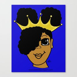 Royalty Canvas Print