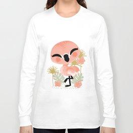 "The ""Animignons"" - the Flamingo Long Sleeve T-shirt"