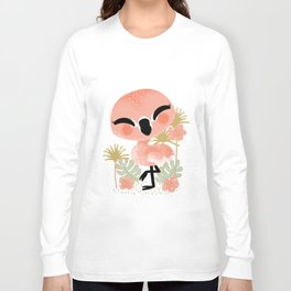 "The ""Animignons"" - the Flamingo Long Sleeve T-shirt"