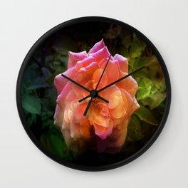 My Cool Rosie Wall Clock