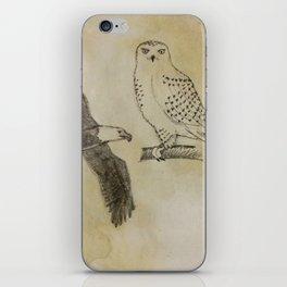 ALASKA ANIMALS 3 iPhone Skin