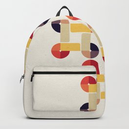 'round and 'round Backpack