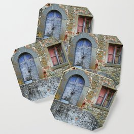 Old House in Italy Coaster