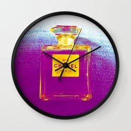 N5 Pop 7 Wall Clock