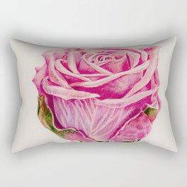 Heaven Rose Drawing Rectangular Pillow