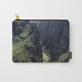 Hawaii Heavenly Aerial View Carry-All Pouch