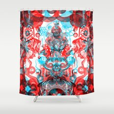 KYBALION Shower Curtain