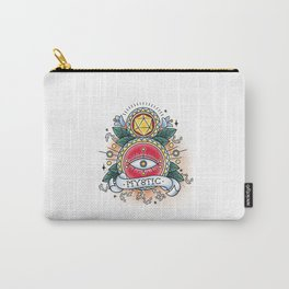 Mystic - Vintage D&D Tattoo Carry-All Pouch