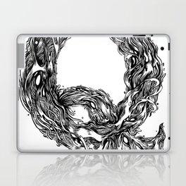 The Illustrated Q Laptop & iPad Skin