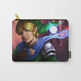 Hyrule Warriors Link Carry-All Pouch