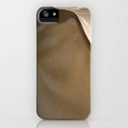 South West Sand Dunes iPhone Case