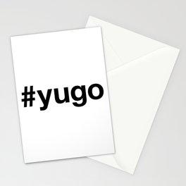 YUGOSLAVIA Stationery Cards