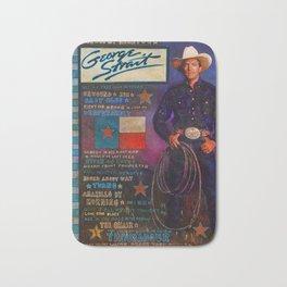 George Strait Bath Mat