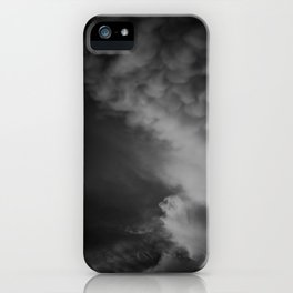 Coulds of Smoke iPhone Case