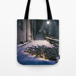 Chrismas Tree Tote Bag