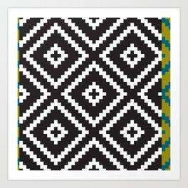 IKEA Lappljung Ruta Inverse  Art Print