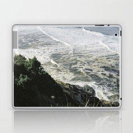 Of sea and foam Laptop & iPad Skin