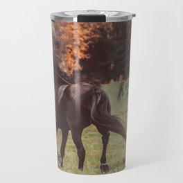 Autumn Pasture Travel Mug