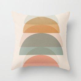 Geometric 01 Throw Pillow