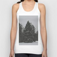 narnia Tank Tops featuring C.S. Lewis by Floortje