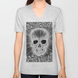 Skull 20161119 Unisex V-Neck